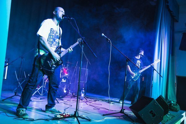 Интервью с солистом панк-рок группы «Вирус Диктатур», фото-5
