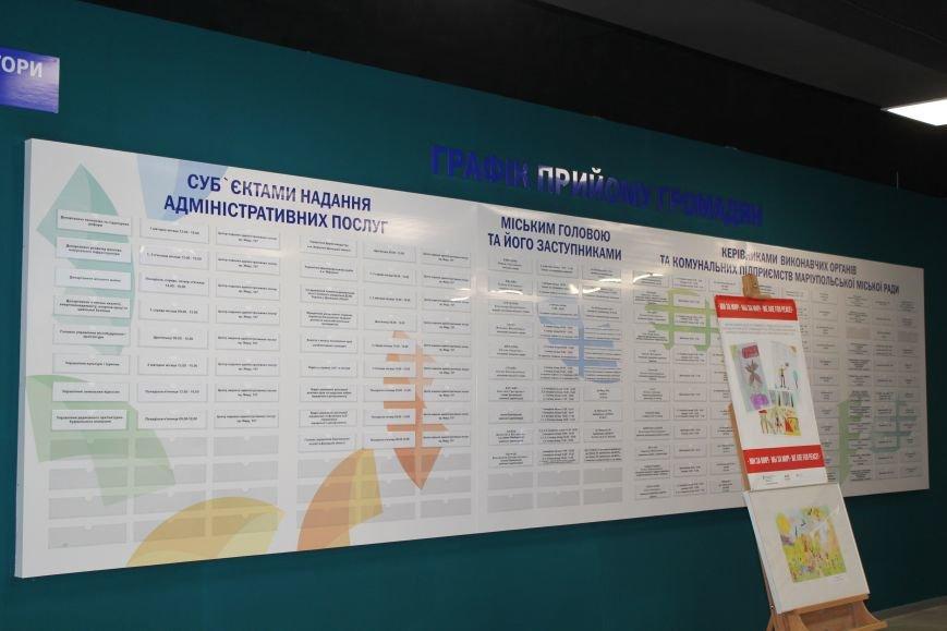 О плюсах и минусах в работе центра административных услуг в Мариуполе (ФОТО), фото-4