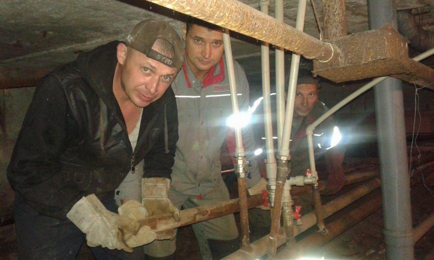 АКХЗ помогает детскому саду «Колокольчик» подготовиться к отопительному сезону (фото), фото-2