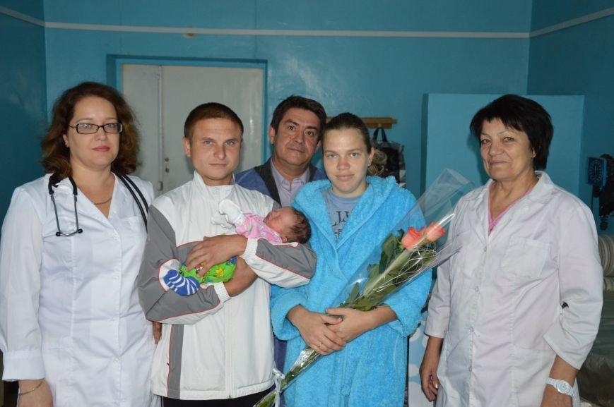 В Авдеевке на трех жителей стало больше  (ФОТО), фото-1
