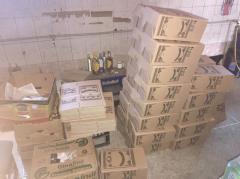 У Стрийському районі правоохоронці виявили цех в якому виробляли фальсифіковану горілку(ФОТО), фото-2