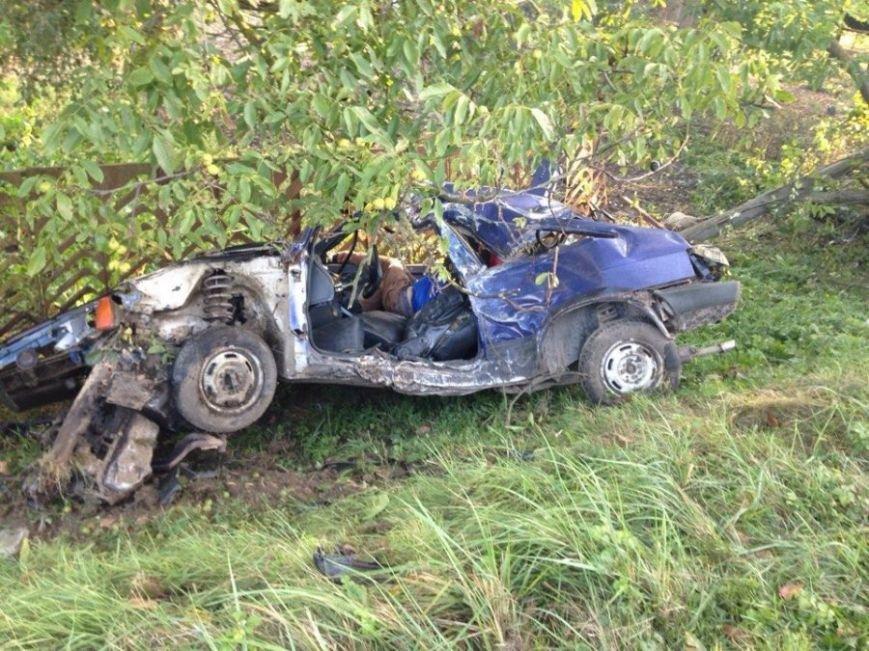 З'явилися подробиці жахливої ДТП у селі Страдч, де загинуло двоє людей, фото-1