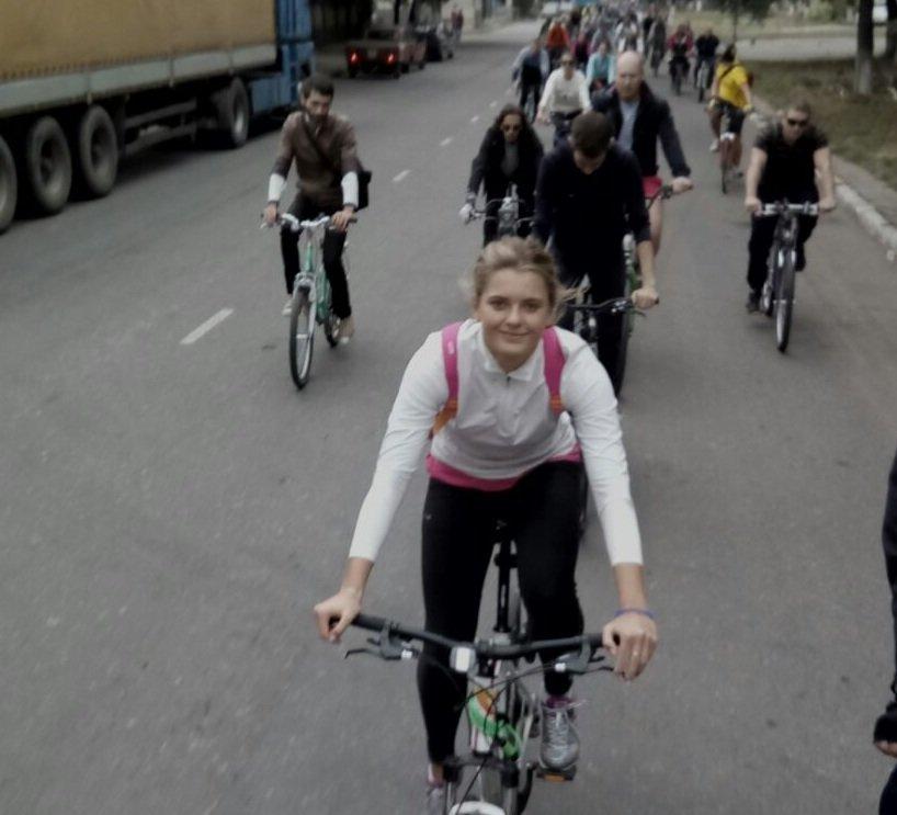 В Одессе «Критическая масса» удивила своим размахом (ФОТО), фото-5