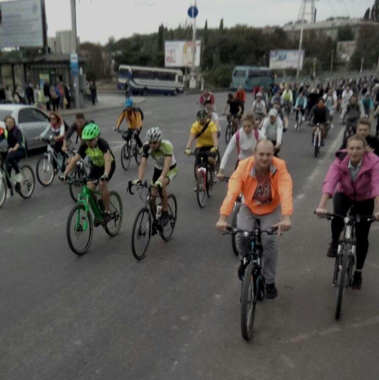 В Одессе «Критическая масса» удивила своим размахом (ФОТО), фото-3
