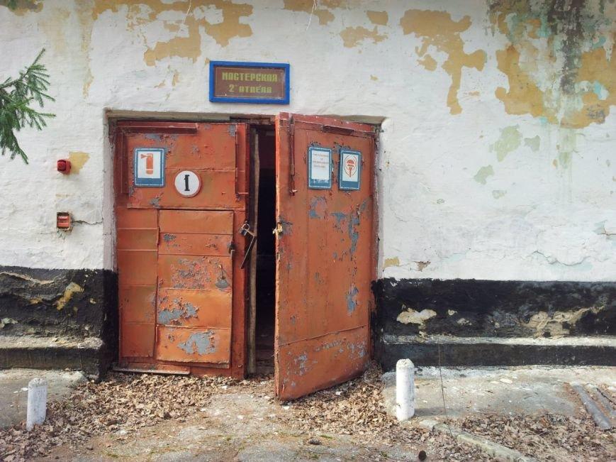Как выглядят заброшенные военные склады и мастерские в Ульяновске. ФОТО, фото-2
