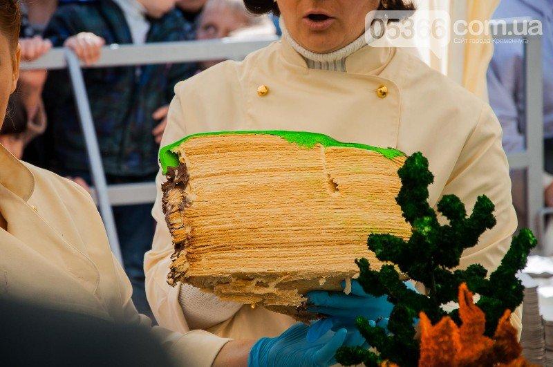 Четыре кулинарных рекорда Украины были зафиксированы в Кременчуге (фото и видео), фото-6