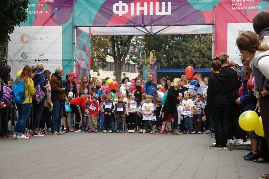 В Івано-Франківську відбувся щорічний півмарафон. Фоторепортаж, фото-1