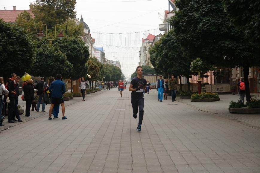 В Івано-Франківську відбувся щорічний півмарафон. Фоторепортаж, фото-7