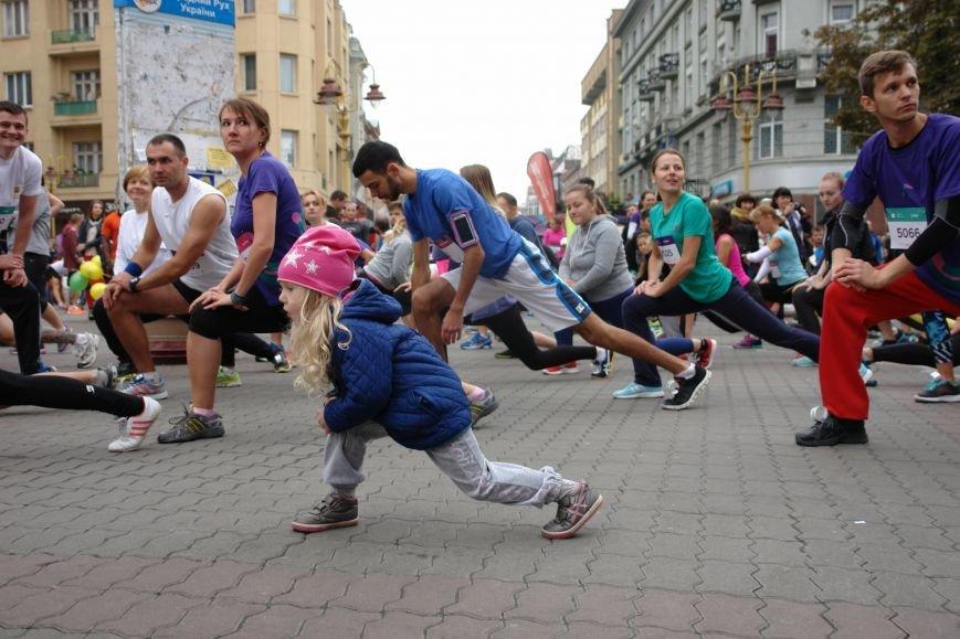 В Івано-Франківську відбувся щорічний півмарафон. Фоторепортаж, фото-10