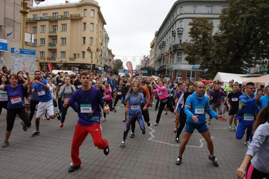 В Івано-Франківську відбувся щорічний півмарафон. Фоторепортаж, фото-8