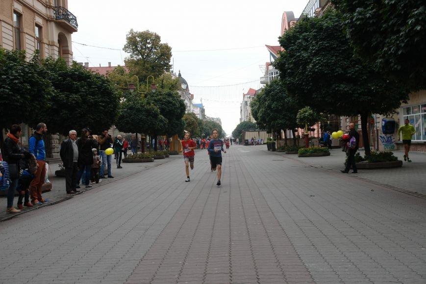 В Івано-Франківську відбувся щорічний півмарафон. Фоторепортаж, фото-5