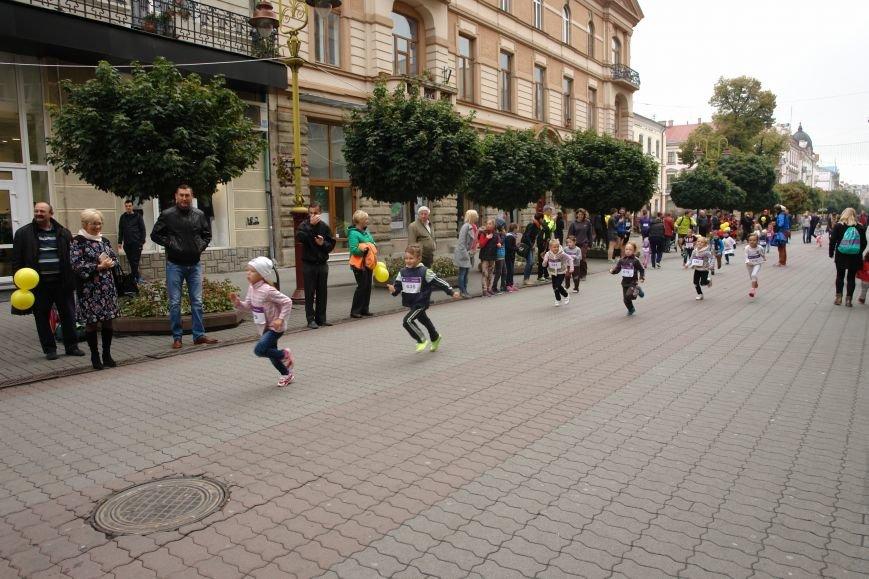 В Івано-Франківську відбувся щорічний півмарафон. Фоторепортаж, фото-2