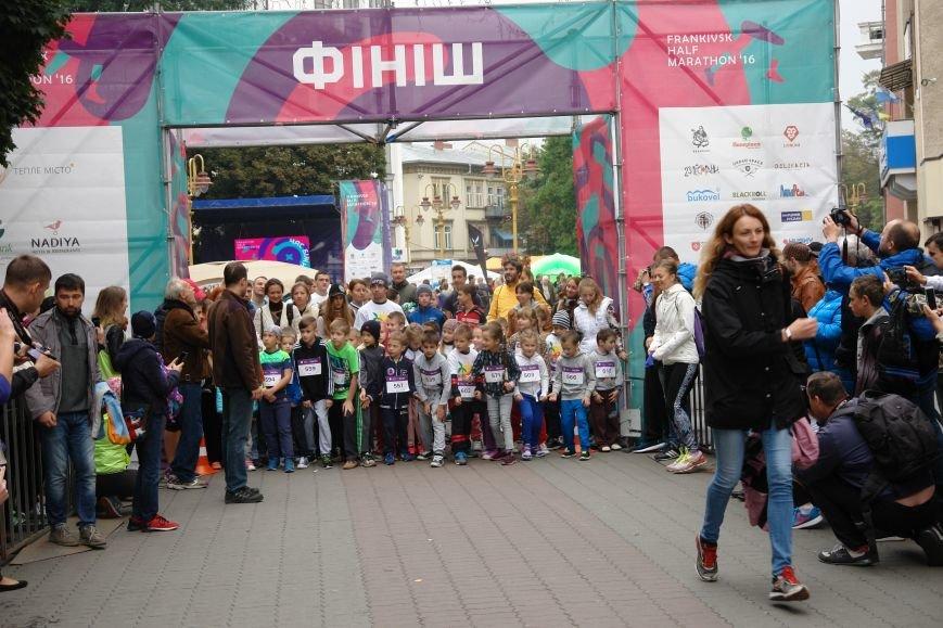 В Івано-Франківську відбувся щорічний півмарафон. Фоторепортаж, фото-3