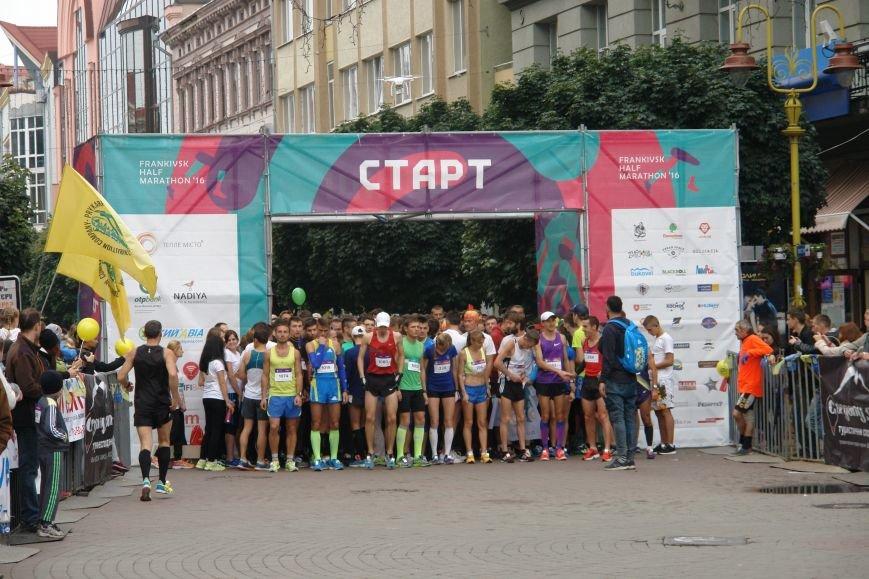 В Івано-Франківську відбувся щорічний півмарафон. Фоторепортаж, фото-13