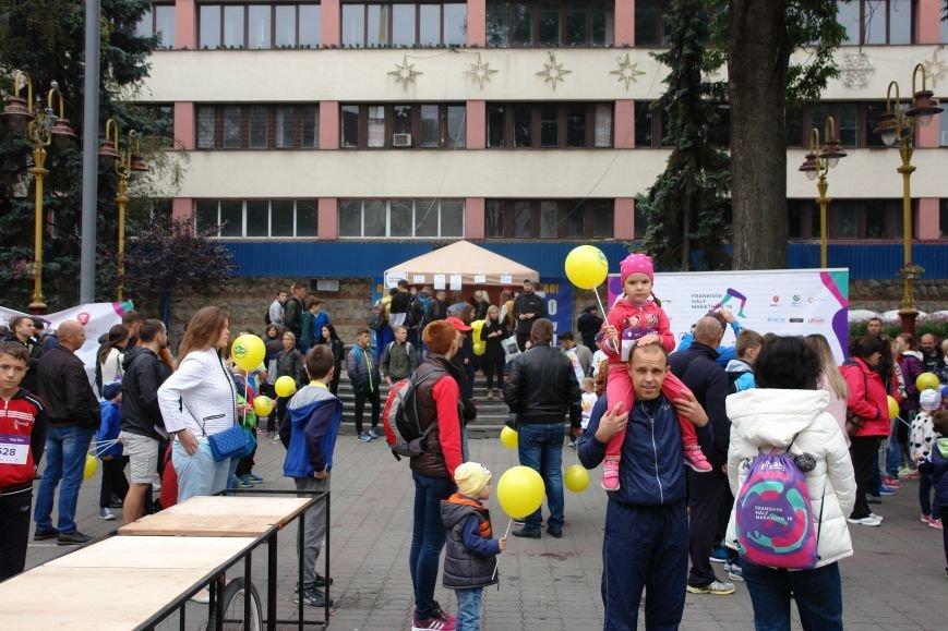 В Івано-Франківську відбувся щорічний півмарафон. Фоторепортаж, фото-20
