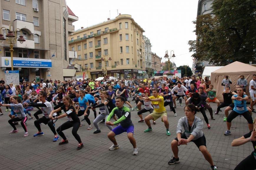 В Івано-Франківську відбувся щорічний півмарафон. Фоторепортаж, фото-12