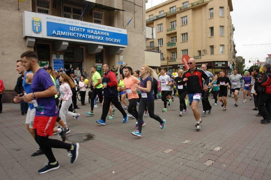 В Івано-Франківську відбувся щорічний півмарафон. Фоторепортаж, фото-15