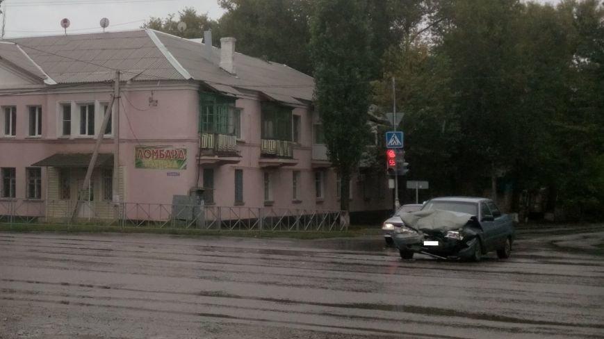Авария на городской новошахтинск