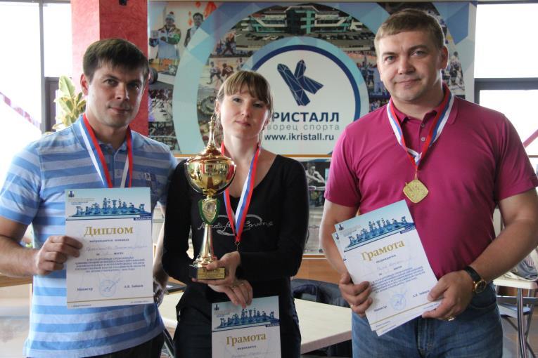 Лучшие шахматисты работают в правительстве Сахалинской области, фото-3