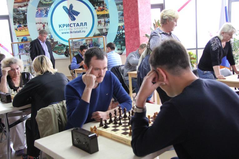Лучшие шахматисты работают в правительстве Сахалинской области, фото-1