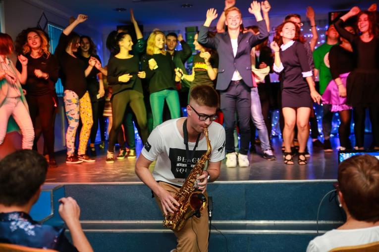 Посвящение в студенты прошло в Южно-Сахалинске, фото-3