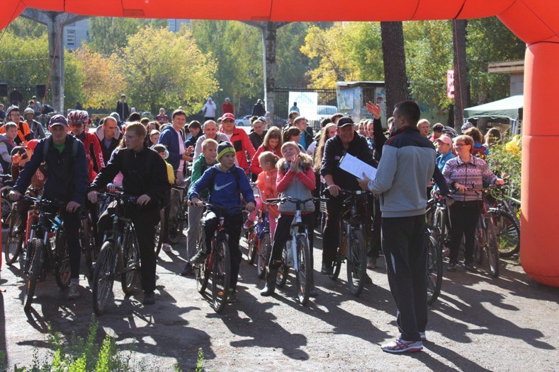 «ВелоОсень-2016» в Полевском, фото-6