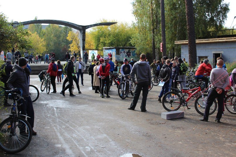 «ВелоОсень-2016» в Полевском, фото-14