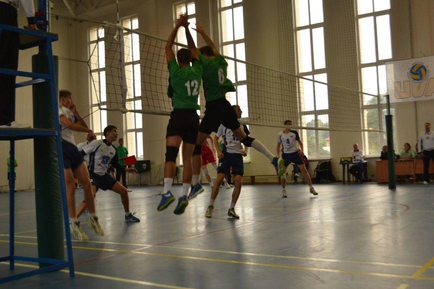 Бахмутчане вышли во второй этап Кубка Украины по волейболу (ФОТО), фото-4
