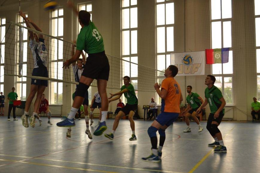 Бахмутчане вышли во второй этап Кубка Украины по волейболу (ФОТО), фото-5