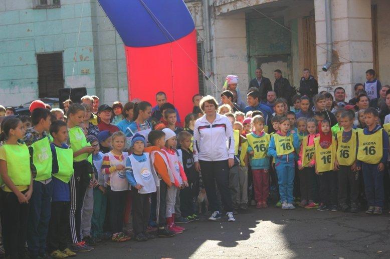 Полевчане приняли участие в «Кроссе наций-2016», фото-1