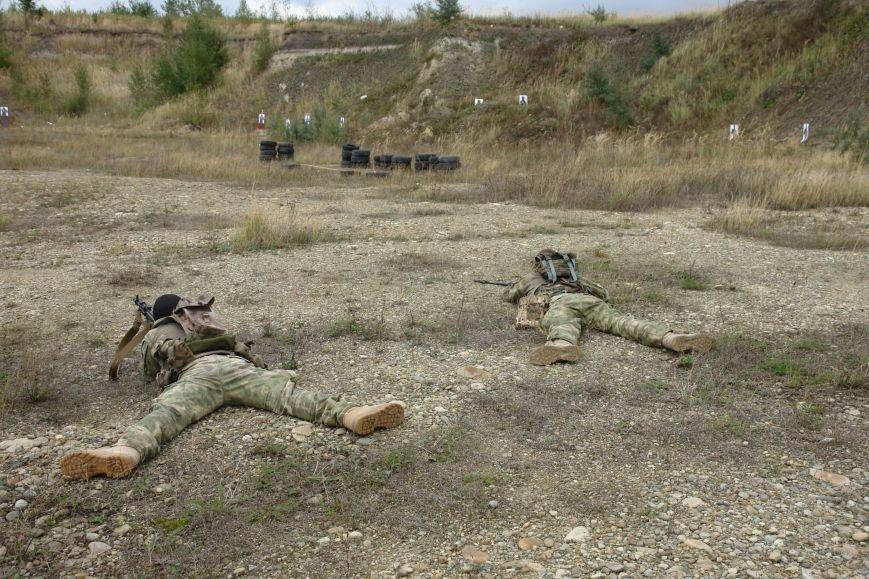 Як прикарпатські бійці АТО проходили бойовий вишкіл (ФОТОРЕПОРТАЖ), фото-6