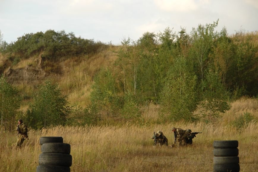 Як прикарпатські бійці АТО проходили бойовий вишкіл (ФОТОРЕПОРТАЖ), фото-13