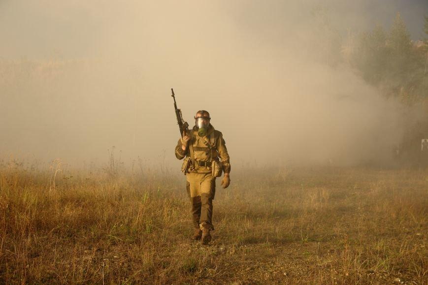 Як прикарпатські бійці АТО проходили бойовий вишкіл (ФОТОРЕПОРТАЖ), фото-18