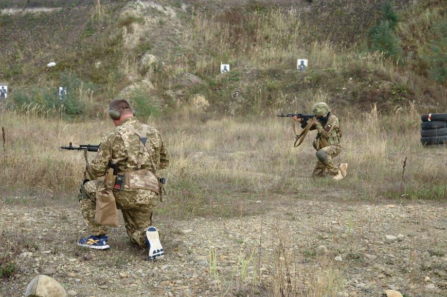 Як прикарпатські бійці АТО проходили бойовий вишкіл (ФОТОРЕПОРТАЖ), фото-2