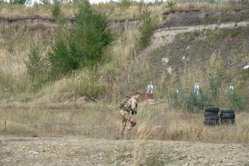 Як прикарпатські бійці АТО проходили бойовий вишкіл (ФОТОРЕПОРТАЖ), фото-7