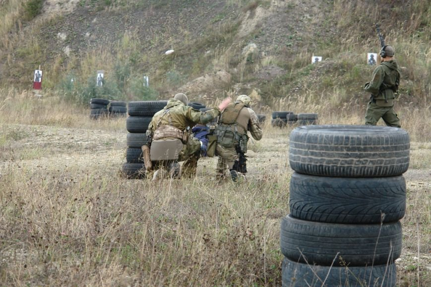 Як прикарпатські бійці АТО проходили бойовий вишкіл (ФОТОРЕПОРТАЖ), фото-10