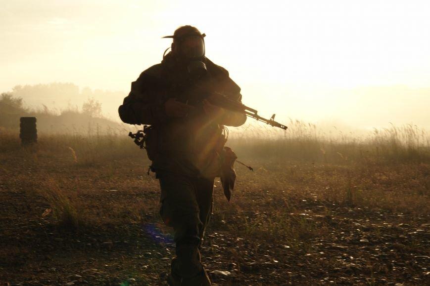 Як прикарпатські бійці АТО проходили бойовий вишкіл (ФОТОРЕПОРТАЖ), фото-14