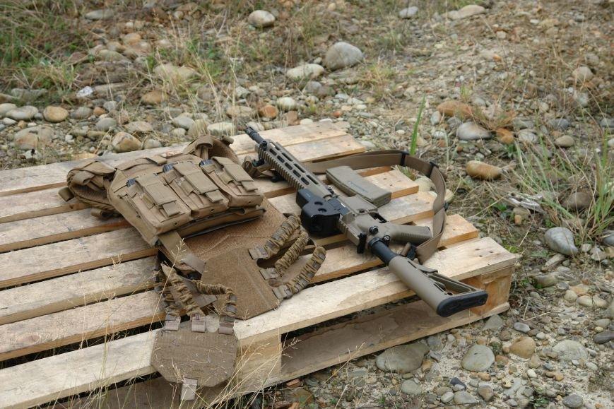 Як прикарпатські бійці АТО проходили бойовий вишкіл (ФОТОРЕПОРТАЖ), фото-8