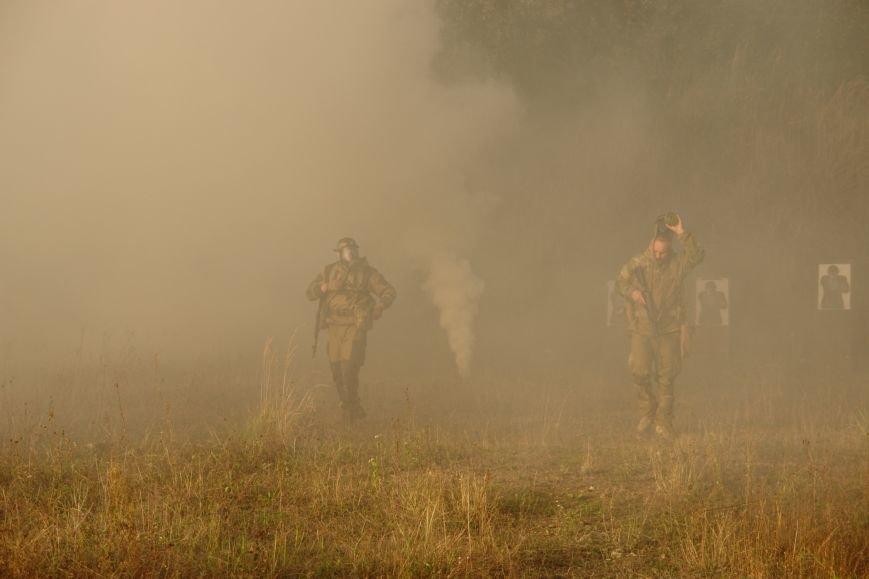 Як прикарпатські бійці АТО проходили бойовий вишкіл (ФОТОРЕПОРТАЖ), фото-15
