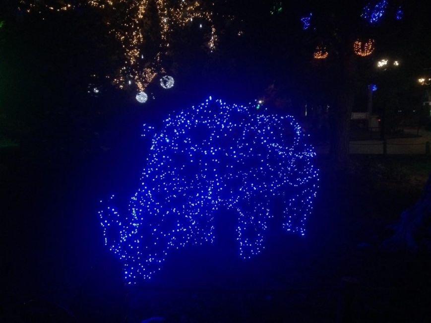 """В Детском парке Симферополя стало больше """"ночных животных"""" (ФОТОФАКТ), фото-1"""
