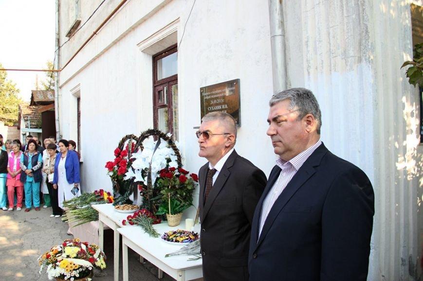 В Симферополе почтили память убитых год назад медиков (ФОТО), фото-4
