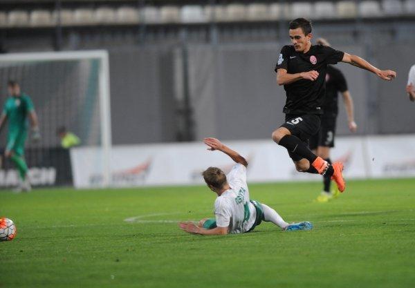 Как футболисты луганской «Зари» летали над полем в победном матче с «Ворсклой» (ФОТО), фото-2
