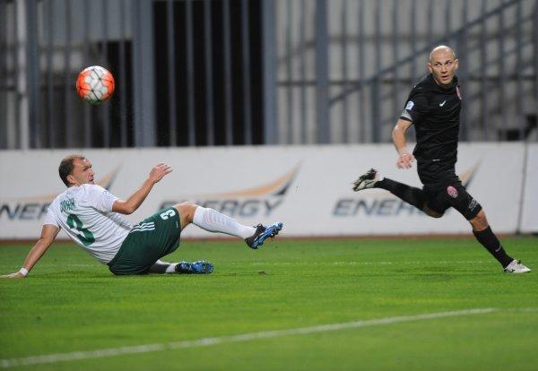 Как футболисты луганской «Зари» летали над полем в победном матче с «Ворсклой» (ФОТО), фото-5