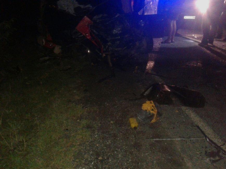 Цієї ночі у ДТП на Прикарпатті загинуло двоє осіб, фото-1