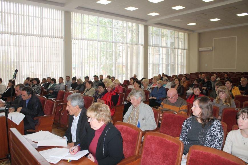 В Бахмуте прошел семинар ОСМД и ЖСК, фото-2
