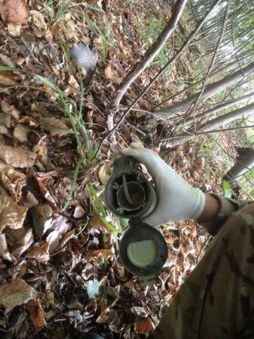 На Прикарпатті у лісовому масиві місцеві мешканці знайшли гранатомет (ФОТО), фото-3