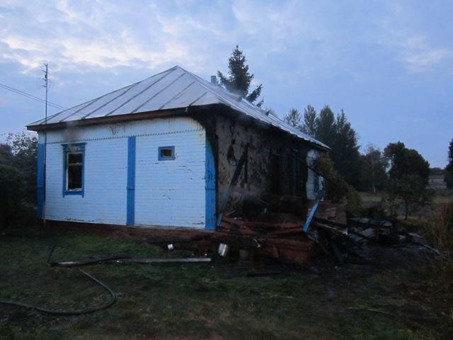 У Конотопському районі згоріло двоє людей, фото-2