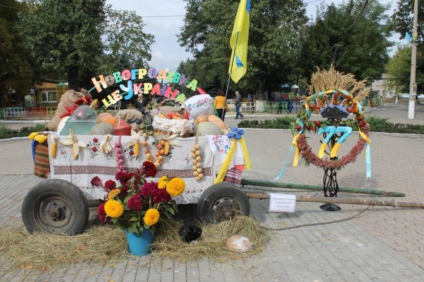 Alyosha поздравила Новогродовку с 77-летием, фото-1