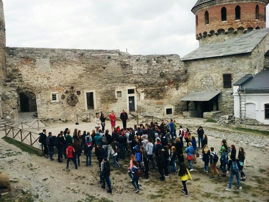 У Кам'янці завершилась акція «Я – студент туристичного міста», фото-1