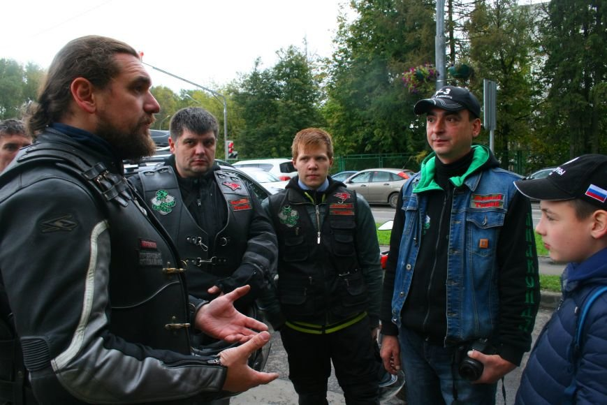 Байкеры Троицка закрыли мотосезон, фото-7
